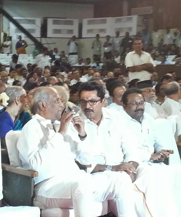 Rajinikanth at Jayalalitha Oath Ceremony,super star Rajinikanth at Jayalalitha Oath Ceremony,Rajinikanth,super star Rajinikanth,Jayalalitha Oath Ceremony,Oath Ceremony,Jayalalitha
