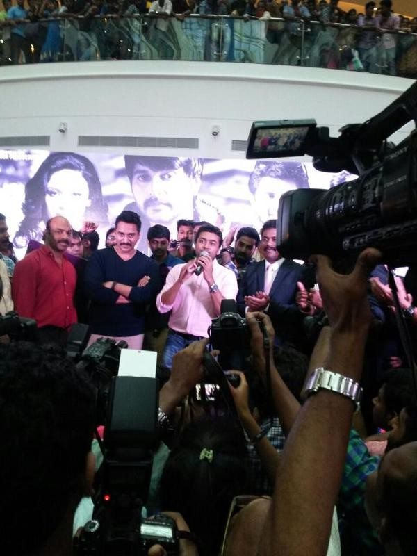 Suriya's Masss Press Meet in Kerala,Suriya's Masss Engira Masilamani Press Meet in Kerala,Suriya's Masss Engira Masilamani,Suriya's Masss Movie,Masss,Masss Engira Masilamani,Suriya,Suriya in Kerala