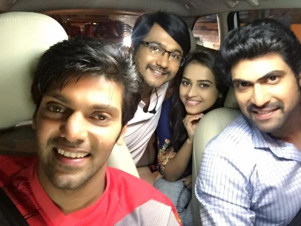 Bangalore Days Tamil Remake,Bangalore days tamil remake,Bangalore Days,tamil movie Bangalore Days,Rana Daggubati,Arya,Sri Divya,Bangalore Days movie pics,Bangalore Days movie images,Bangalore Days movie photos,Bangalore Days movie stills