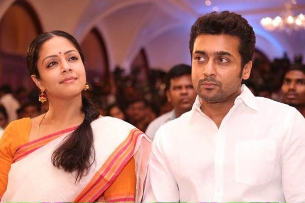 Suriya and Jyothika Latest Photos