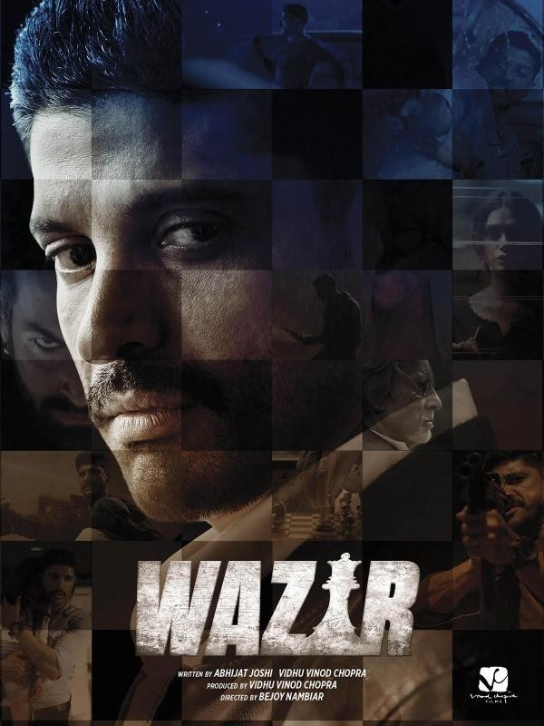 Amitabh Bachchan's Wazir First Look,Wazir First Look,Wazir,bollywood movie Wazir,Amitabh Bachchan,actor Amitabh Bachchan,Amitabh Bachchan in wazir,Wazir movie pics,Wazir movie stills,Wazir poster,Wazir movie poster