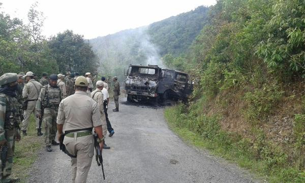 Manipur Attack: Deadliest attack on Army in 33 yrs,Manipur Attack,Deadliest attack on Army in 33 yrs,Deadliest Attack,Manipur Attack pics,Attack on Army,20 Soldiers Killed,Soldiers Killed,Narendra Modi,deadliest attack on Army
