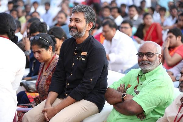 SS Rajamouli at Baahubali Audio Launch,SS Rajamouli,Baahubali Audio Launch,SS Rajamouli pics,SS Rajamouli images,SS Rajamouli stills,Baahubali Audio Launch pics,Baahubali Audio Launch images,Baahubali Audio Launch stills,Baahubali Audio Launch photos