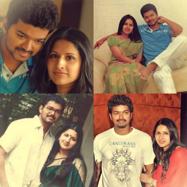 Family Quotes In Tamil: Vijay's Rare And Unseen Pics