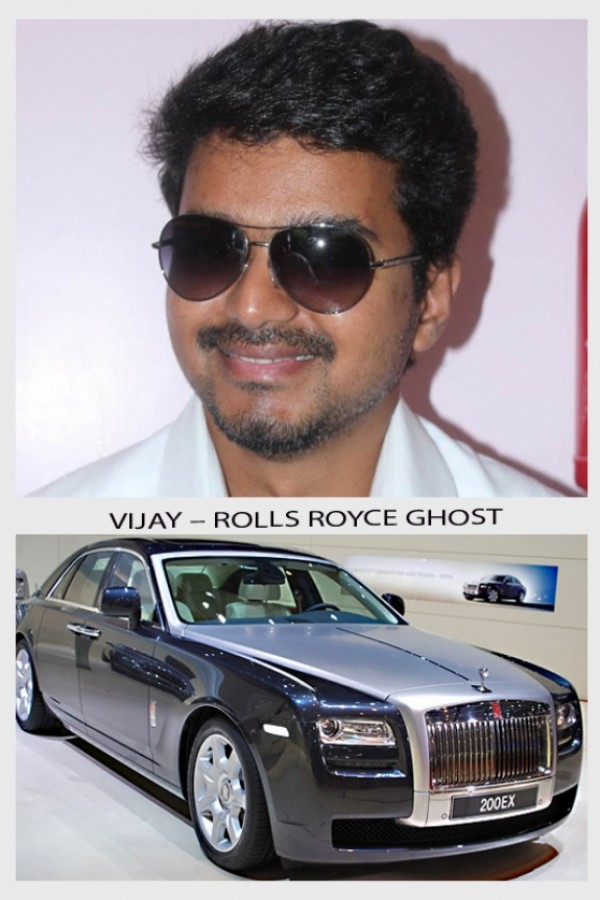 South Indian Celebs Favourite Cars Photos Images Gallery