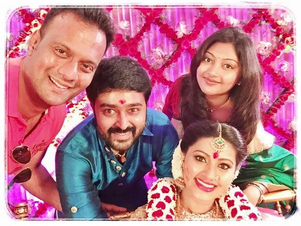 Sneha's Baby Shower Function,Celebs at Sneha's Baby Shower Function,Baby Shower Function,Sneha Seemantham,Seemantham Function