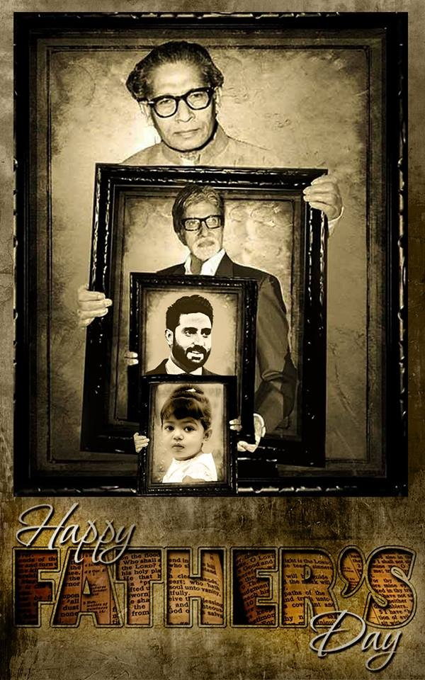 Father's Day,Father's Day Special,Amitabh Bachchan Father's Day Special,Amitabh Bachchan,Father's Day 2015,Father's day quotes,Father's Day pics,Father's Day images,Father's Day stills,Father's Day pictures