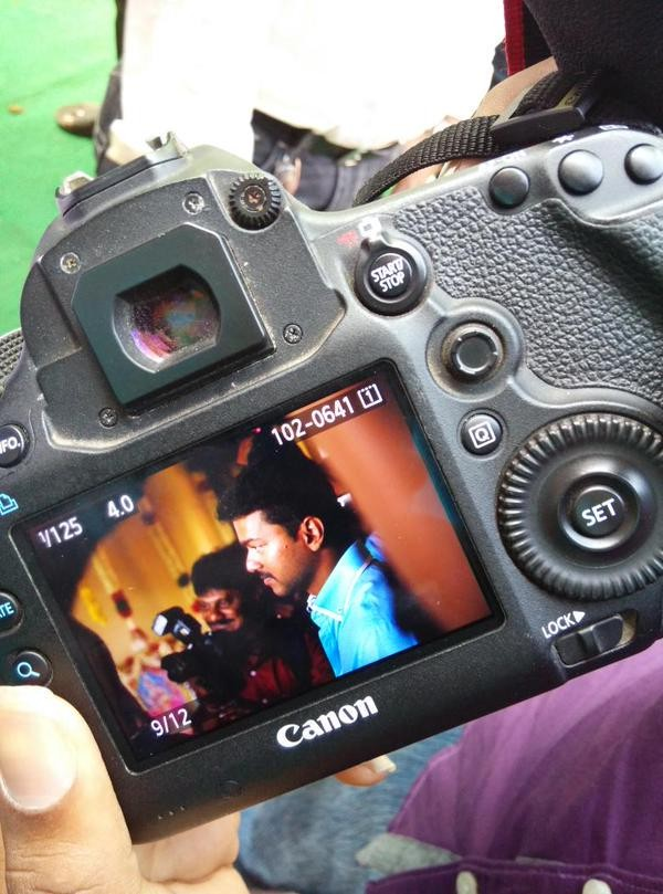 Vijay,Vijay 59 Movie Pooja,Vijay 59 Movie launch,Samantha,Amy Jackson,ilayathalapathy vijay,atlee,GV Prakash,Vijay 59 Movie Launch,Vijay 59 Movie Launch pics,Vijay 59 Movie Launch images,Vijay 59 Movie Launch photos,Vijay 59 Movie Launch stills