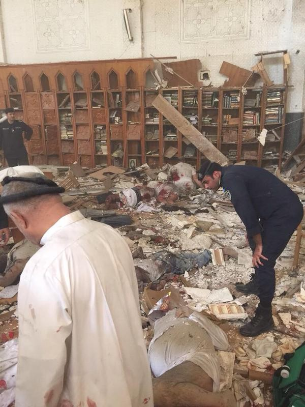 Kuwait Mosque Explosion,Kuwait Mosque,Mosque Explosion