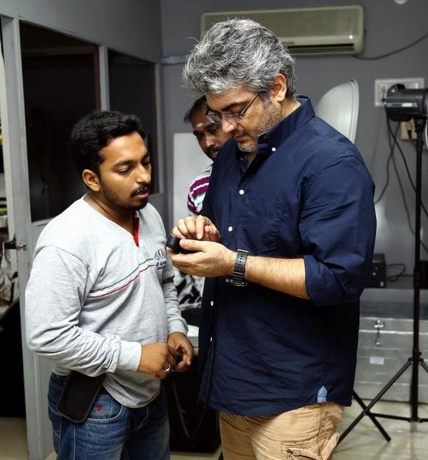 Ajith working Stills with Sivabalan,Ajith working Stills,thala ajith,ajith and Sivabalan,ajith and Sivabalan working stills,ajith and Sivabalan working pics,actor Ajith,Ajith kumar,Ajith Kumar Photography,Ajith Kumar Photography pics,Ajith Kumar Photograp