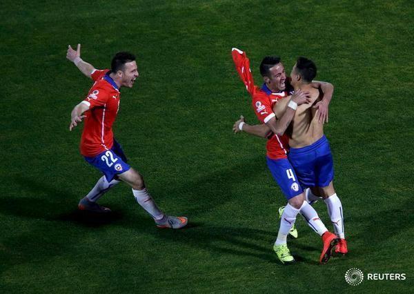 Copa America,Copa America 2015,Chile beats Argentina to win Copa America,Chile beats Argentina,Copa America Final,Copa America Final 2015