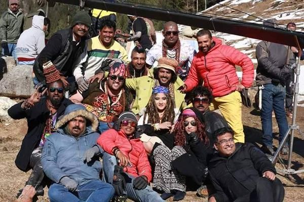 Uppi 2,kannada movie Uppi 2,Uppi 2 Movie Stills,Upendra,Kristina Akheeva,Upendra and Kristina Akheeva,Uppi 2 Movie Pics,Uppi 2 Movie images,Uppi 2 Movie photos,Upendra in Uppi 2