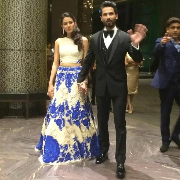 Shahid Kapoor Wedding Reception,Shahid Kapoor and Mira Rajput Wedding Reception,Shahid Kapoor and Mira Rajput Wedding Reception Pics,Shahid Kapoor Wedding Reception Photos,Shahid Kapoor Wedding Reception images,Shahid Kapoor Wedding Reception stills,Shahi