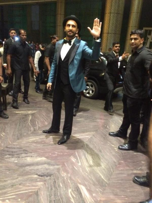 Ranveer Singh at Shahid Kapoor Wedding Reception,Ranveer Singh,actor Ranveer Singh,Shahid Kapoor Wedding Reception,Shahid Kapoor Wedding Reception pics,Shahid Kapoor Wedding Reception images,Shahid Kapoor Wedding Reception photos,Shahid Kapoor Wedding Rec