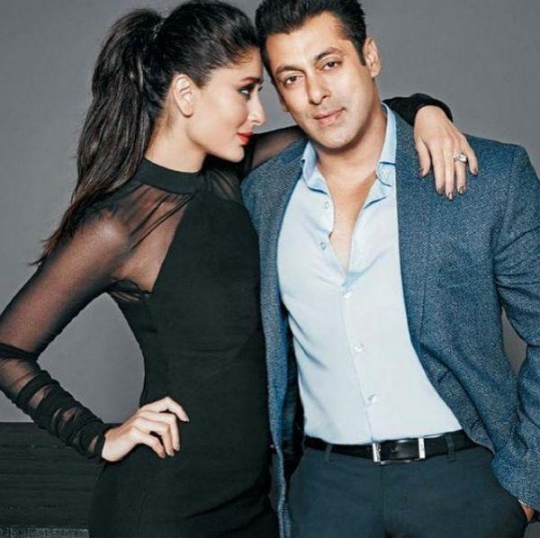 Salman Khan and Kareena Kapoor,Salman Khan and Kareena Kapoor on Filmfare Cover,Salman Khan,Kareena Kapoor,Filmfare Cover,Filmfare magazine,Salman and Kareena,Filmfare Magazine Cover