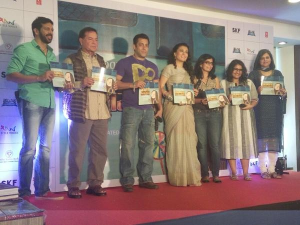 Salman Khan,Salman Khan at Bajrangi Bhaijaan Book Launch Event,Bajrangi Bhaijaan Book Launch Event,Bajrangi Bhaijaan Book Launch,Bajrangi Bhaijaan Book Launch pics,Bajrangi Bhaijaan Book Launch images,Bajrangi Bhaijaan Book Launch photos,Bajrangi Bhaijaan
