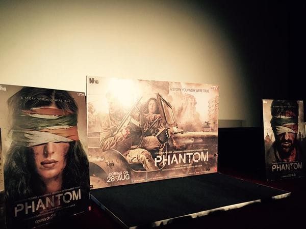 Phantom Trailer Launch,Phantom,Phantom Trailer Launch pics,Phantom Trailer Launch images,Phantom Trailer Launch photos,Phantom Trailer Launch stills,Phantom Trailer Launch pictures,Katrina Kaif,Saif Ali Khan