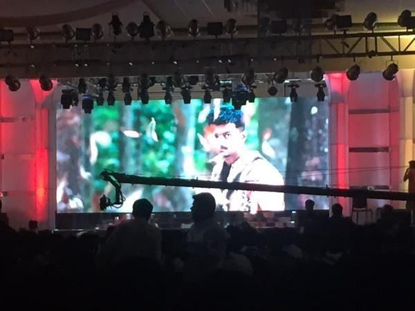 Puli Audio Launch,Puli Audio Launch pics,vijay's Puli Audio Launch,vijay,ilayathalapathy vijay,Shruthi Haasan,sridevi kapoor,sridevi,Puli Audio Launch Pictures,Puli Audio Launch images,Puli Audio Launch photos,Puli Audio Launch stills
