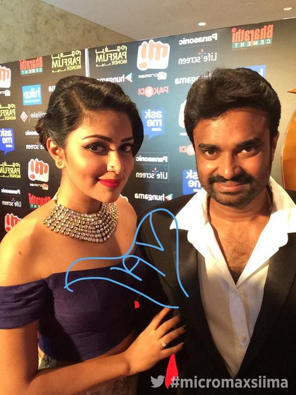 Amala Paul,actress Amala Paul,Amala Paul at SIIMA Awards Day 2,Amala Paul at SIIMA Awards,SIIMA Awards,SIIMA Awards 2015,SIIMA,Amala Paul latest pics,Amala Paul latest images,Amala Paul latest photos,Amala Paul latest stills,Amala Paul latest pictures