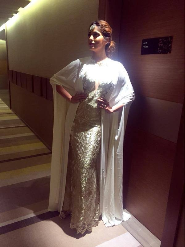Siima 2015,Raai laxmi,Raai laxmi at siima 2015,Raai laxmi at siima awards2015