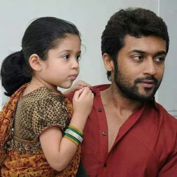 Surya, Jyothika's Daughter Diya Birthday: Rare and Unseen ...