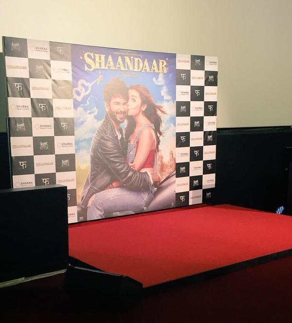 Shaandaar Trailer Launch,Shaandaar,Shahid Kapoor,Alia Bhatt,Shaandaar Trailer Launch pics,Shaandaar Trailer Launch images,Shaandaar Trailer Launch photos,Shaandaar Trailer Launch stills,Shaandaar Trailer Launch Pictures