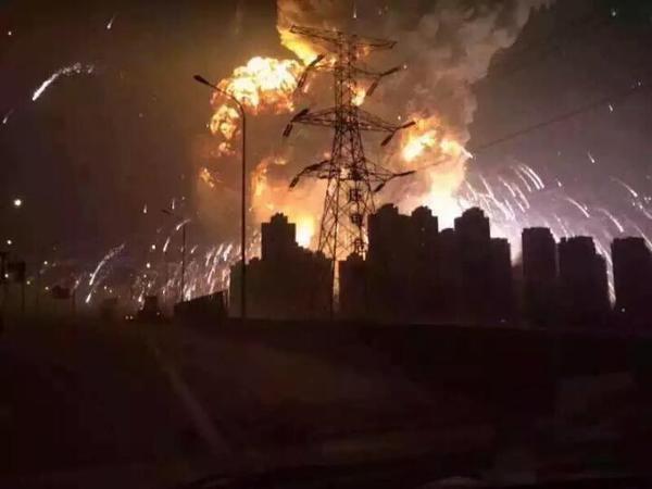 China Tianjin blast,Tianjin blast: Petrol storage station explodes,Tianjin blast,Tianjin,explosion,explosion in Tianjin