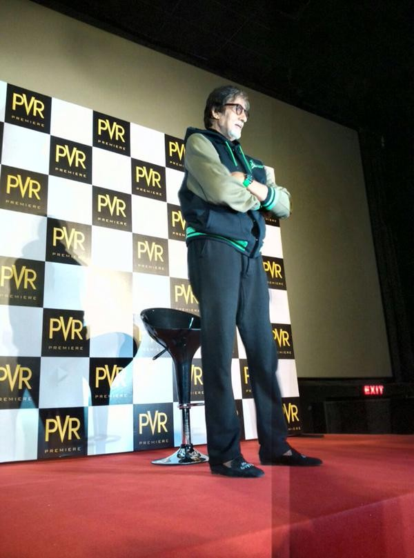 40 Years of Sholay,Sholay,Sholay 40 years,Amitabh Bachchan at the Press Interaction,Amitabh Bachchan,actor Amitabh Bachchan,Amitabh Bachchan latest pics,Amitabh Bachchan latest images,Amitabh Bachchan latest photos,Amitabh Bachchan latest stills,Amitabh B