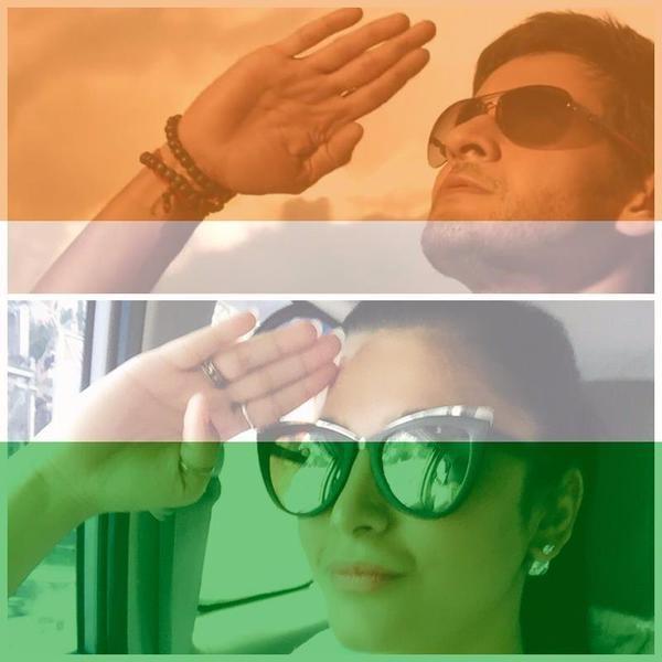 Mahesh Babu,Jr Ntr,Nani,Mahesh Babu Salute Selfie,Jr Ntr Salute Selfie,Nani Salute Selfie,Salute Selfie for Indian Army,Salute Selfie,celebs Salute Selfie for Indian Army,celebs Salute Selfie,Amala Paul