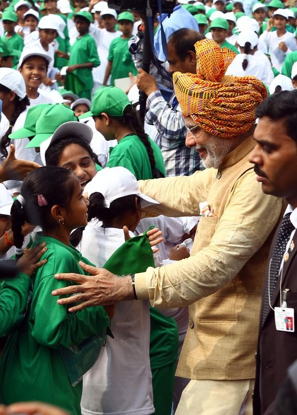 69th Independence Day,69th Independence Day Celebrations,Independence Day Celebrations,Independence Day,Independence Day 2015,Independence Day Celebrations at Red Fort,modi,Narendra Modi,Prime Minister Narendra Modi,Independence Day Celebrations pics,Inde