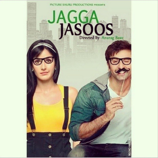 Jagga Jasoos,bollywood movie Jagga Jasoos,Jagga Jasoos first look,Jagga Jasoos poster,Ranbir Kapoor,katrina kaif,Jagga Jasoos movie stills,Jagga Jasoos movie pics,Jagga Jasoos movie images,Jagga Jasoos movie photos