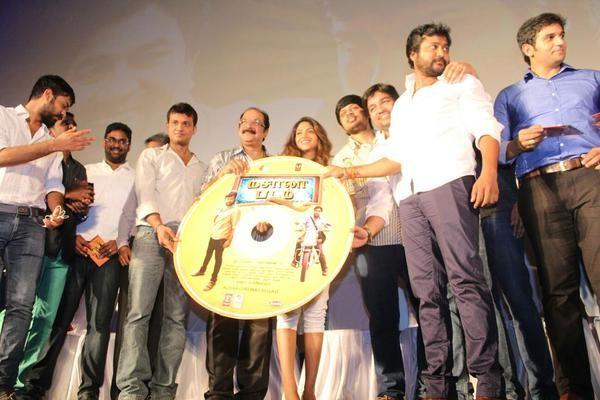 Masala Padam,Masala Padam Audio lauch,Masala Padam Trailer Launch,mirchi Shiva,Shiva,Bobby Simha,Gaurav,Lakshmi Devy