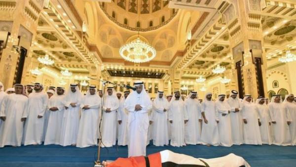 Uae News Agency UAE rulers atten...