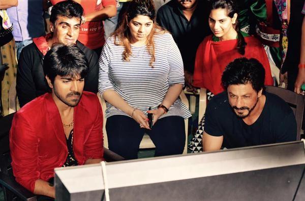 Shah Rukh Khan,Shahrukh Khan,Ram Charan,Shah Rukh Khan meets Ram Charan,Bruce Lee - The Fighter,Bruce Lee