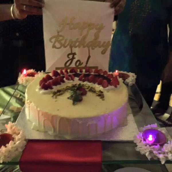 Happy Birthday Jyothika Birthday Celebration Pics