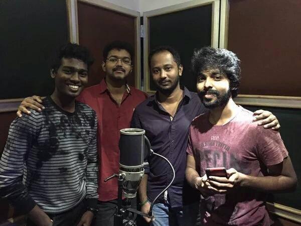 Vijay 59,vijay,Ilayathalapathy,ilayathalapathy vijay,Chellaakutty,Vangana Vanakkangana,GV Prakash,GV Prakash Kumar