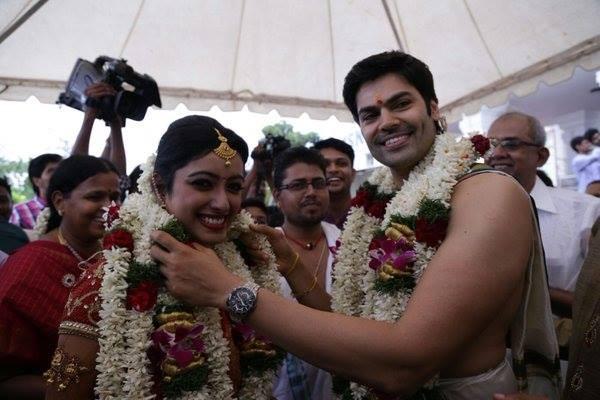 Ganesh Venkatraman,Ganesh Venkatraman wedding,Ganesh Venkatraman and Nisha Krishnan,Ganesh Venkatraman marriage pics,Ganesh Venkatraman marriage