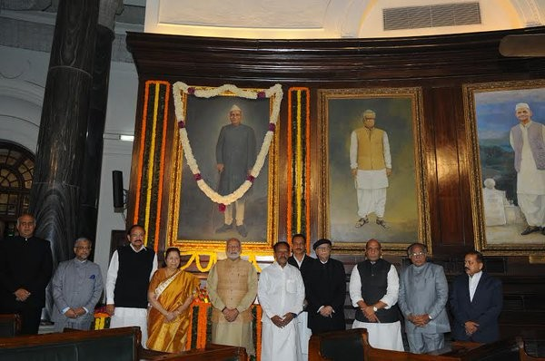 Narendra Modi,modi,Rajendra Prasad,first President Rajendra Prasad,Rajendra Prasad birth anniversary,PM pays tribute to Rajendra Prasad