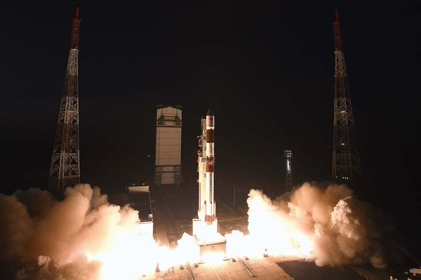 PSLV-C29,ISRO,PSLV-C29 launched successfully,Satish Dhawan Space Centre,Sriharikota