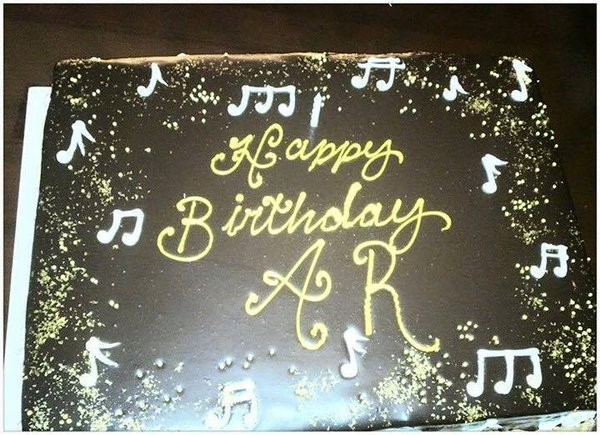 AR Rahman,AR Rahman celebrates 49th birthday,AR Rahman 49th birthday celebration,AR Rahman birthday celebration,Oscar-winning composer AR Rahman,AR Rahman birthday
