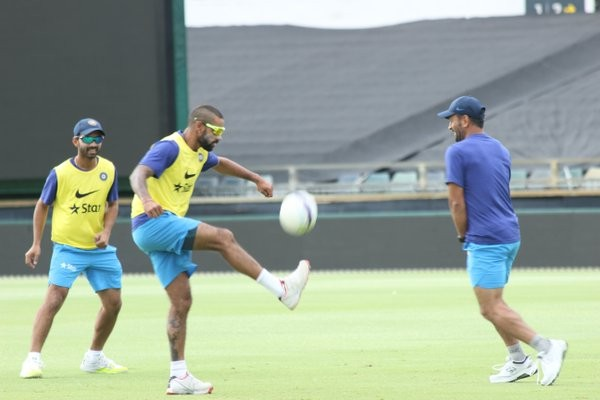 Team India would get into the groove for the short limited-overs series against Australia with a couple of warm-up games against a Western Australia XI at the WACA ground on Friday and Saturday.