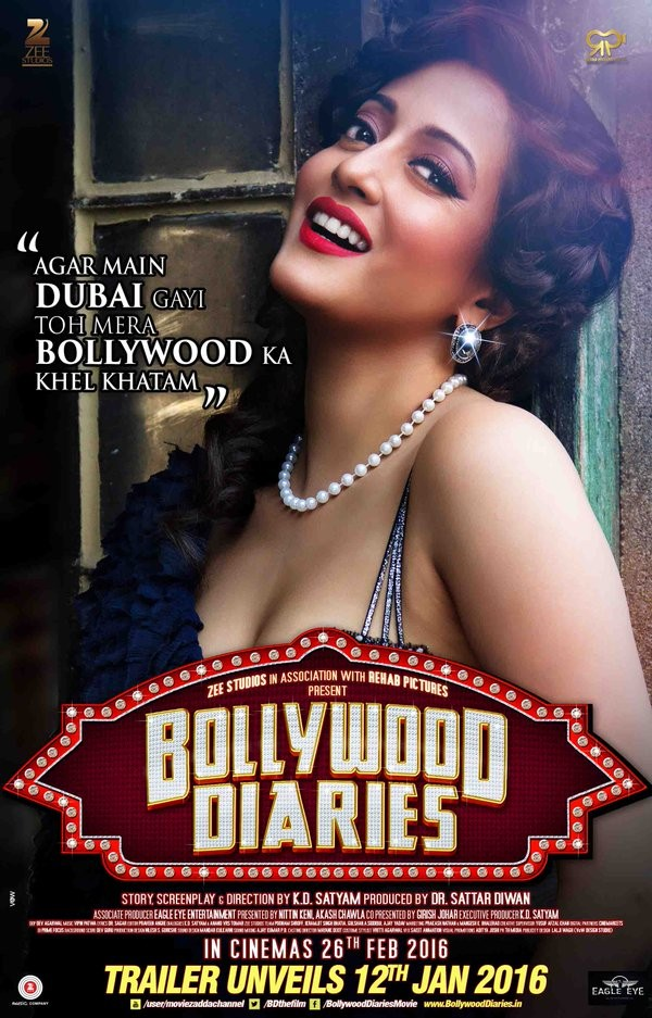 Bollywood Diaries,Bollywood Diaries first look,Bollywood Diaries first look poster,Bollywood Diaries poster,Raima Sen,Ashish Vidyarthi,Salim Diwan,bollywood movie Bollywood Diaries