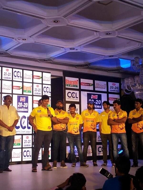 CCL Press Meet,CCL,CCL 2016,Celebrity Cricket League,Jiiva,Shaam,Shanthanu,Pranitha Subhash,shanthanu bhagyaraj,CCL Press Meet pics,CCL Press Meet images,CCL Press Meet photos,CCL Press Meet stills,CCL Press Meet pictures,CCL 2016 Press Meet,CCL 2016 Pres
