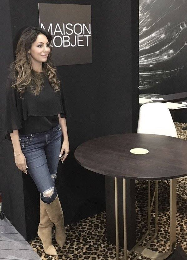 Gauri Khan,Maison&Objet,Gauri Khan honoured to present collection at Maison&Objet,Bollywood actress Gauri Khan,actress Gauri Khan,collection of Maison&Objet