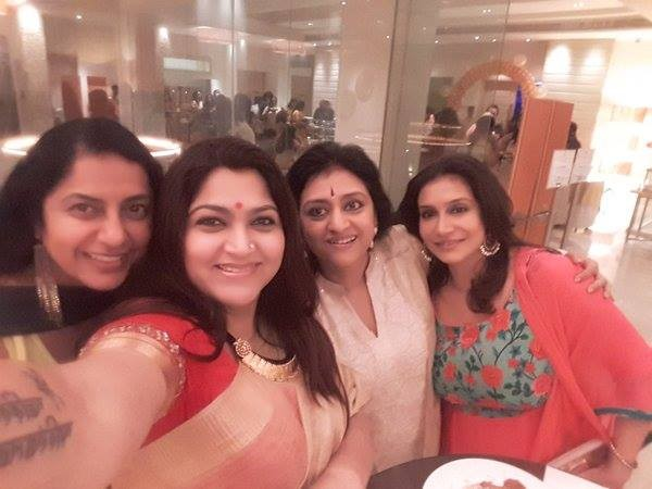 Kushboo Sunder,Kushboo Sunder daughters,Kushboo Sunder daughter birthday,Kushboo Sunder daughters photos,Anandita,Avantika