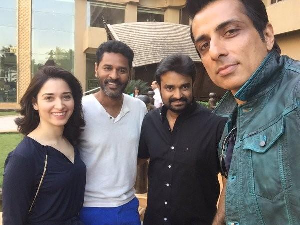 Prabhu Deva,actor Prabhu Deva,Prabhudeva,Al Vijay,Tammannaah bhatia,Tammannah,Prabhu Deva in tamil movie