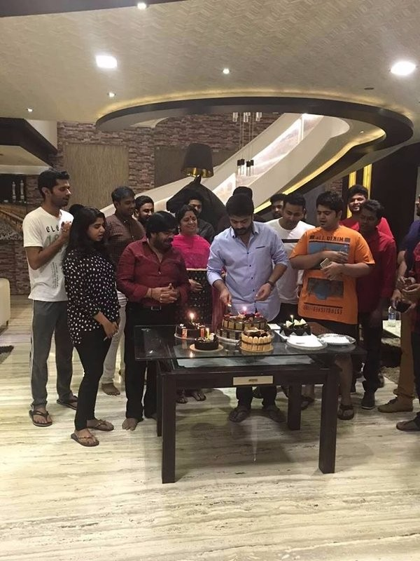 Simbu,Simbu Birthday Celebration,Simbu Birthday,Simbu Birthday party,actor Simbu,Silambarasan,actor Silambarasan,Idhu Namma Aalu