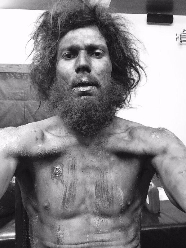Randeep Hooda,actor Randeep Hooda,Randeep Hooda new look,Randeep Hooda lost 18 kgs,randeep hooda sarabjit,randeep hooda look in sarbjit,Randeep Hooda sheds 18 kg