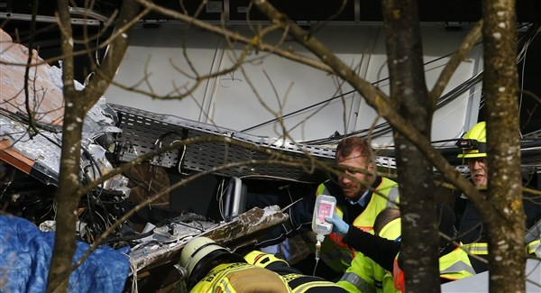 Bavaria train crash,Bavaria train crash in southern Germany,Bavaria train,German train crash,southern German,Germany train,Bavaria
