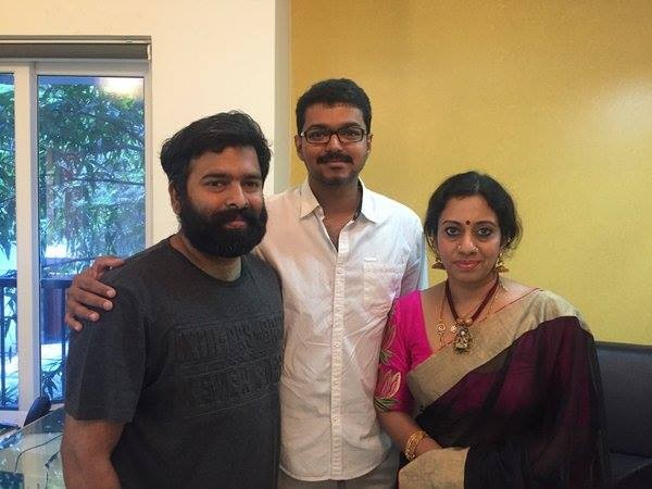 Vijay 60 is an upcoming Tamil movie directed by Bharathan.